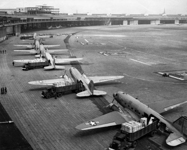 El aeropuerto Tempelhof de Berlin