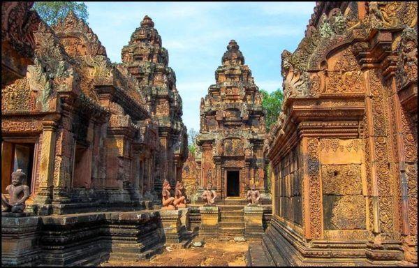 Banteay Srei.