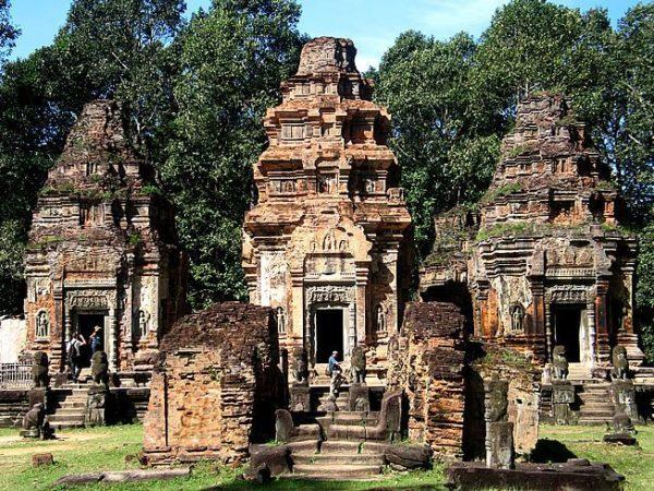 Templo Preah Ko,