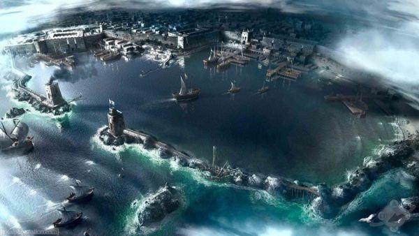 las-cruzadas-la-batalla-de-acre-ciudad-sanjuan