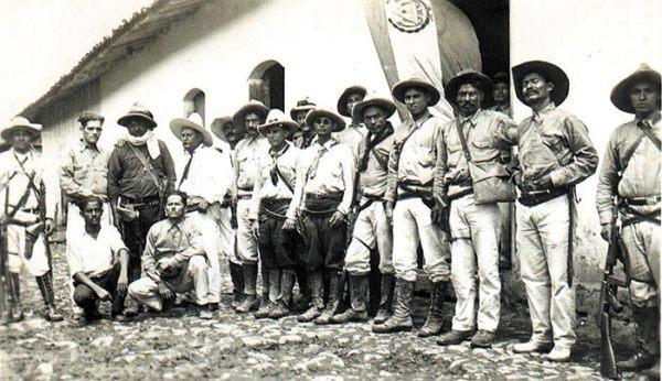 El 4 de mayo de 1927 José María Moncada pactó con Henry L. Stimson (representante del imperio en Nicaragua), poniéndose así fin a la Guerra