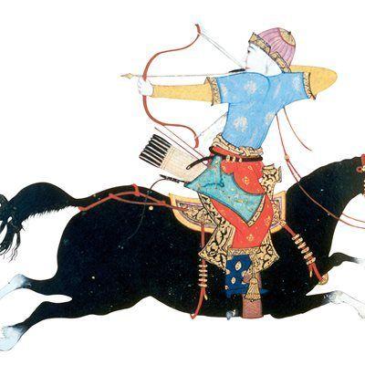 gengis-kan-guerrero-y-conquistador-el-arquero