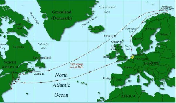 henry-hudson-la-conexion-entre-europa-y-asia-segundo-viaje