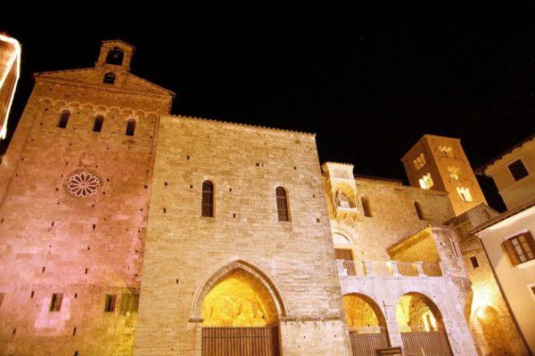 Anagni -Palacio Papal de Bonifacio VIII