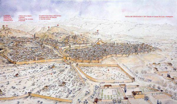 Cementerios Árabes de Granada