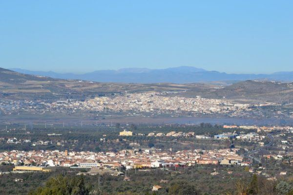 Vista de Granada desde El Suspiro del Moro
