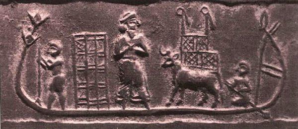 el-arca-de-noe-y-el-mito-sumerio-de-utnapishtim-2500-años-AC