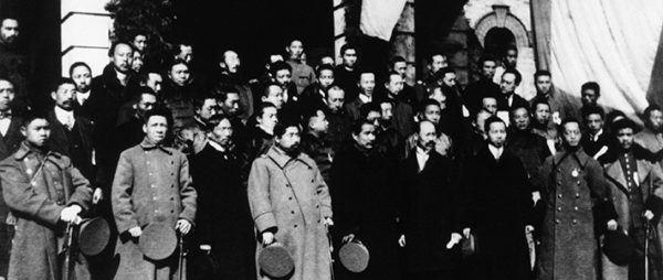Revolución China de Xinhai