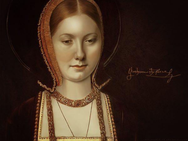 La Reina Catalina de Aragón. Primera esposa de Enrique VIII
