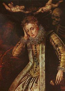 Isabel al final de su vida