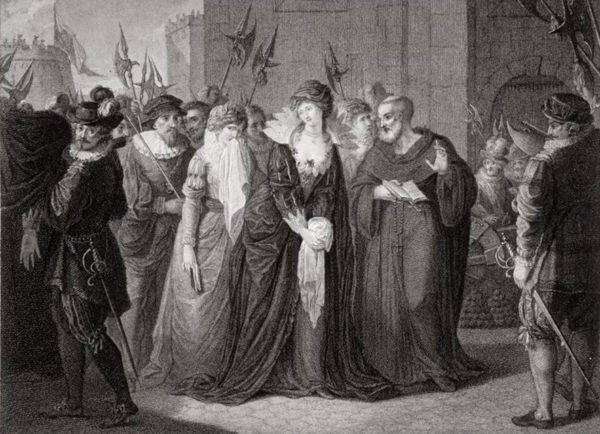 Juana Grey reina de Inglaterra durante una semana