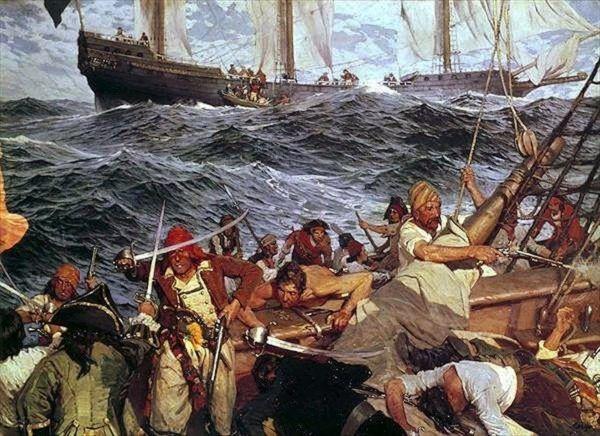 la-pirateria-edad-de-oro-filibusteros