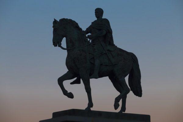El ascenso de augusto primer emperador de roma marco aurelio