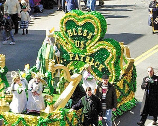 Desfile día de San Patricio