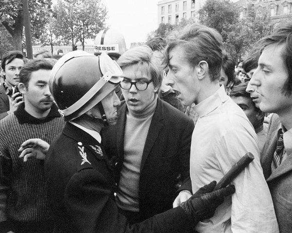 Enfrentamiento mayo 68