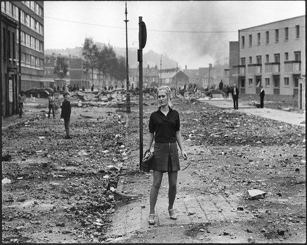 Protestas París 1968