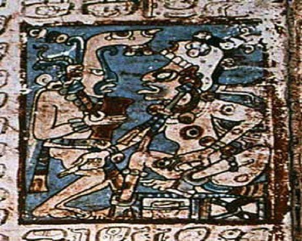 Popol Vuh Mayas
