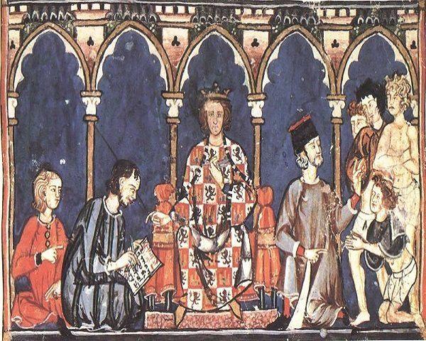 Alfonso X Historia Universal