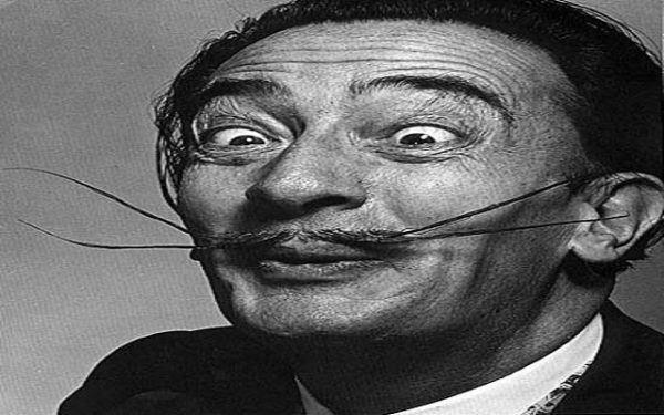 Dalí artistas conteporáneos