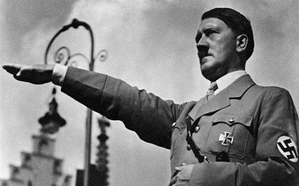 Hitler Personajes I Guerra Mundial