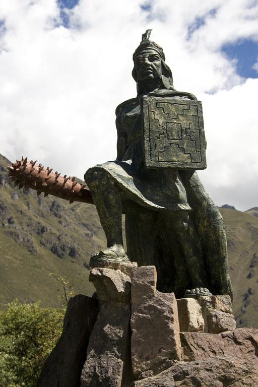 El imperio de los incas emperador