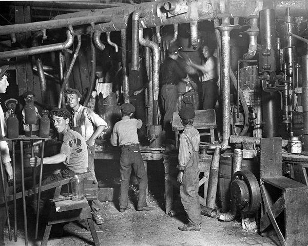 Revolucion Industrial - SobreHistoria.com