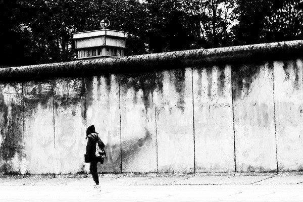 Muro de berlin antecedentes