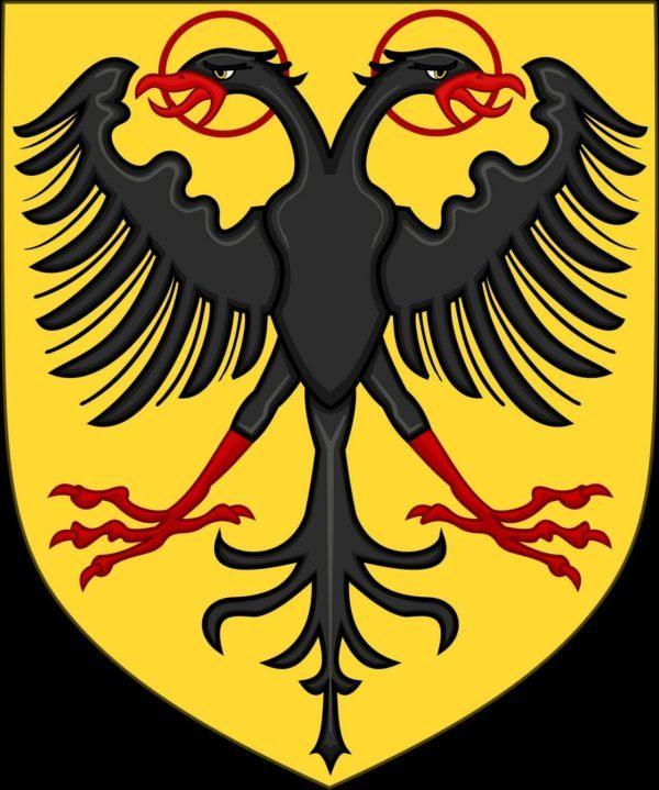 escudo sacro imperio romano germanico