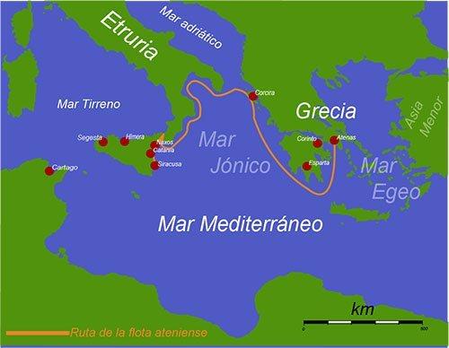 la-guerra-del-peloponeso-atenas-vs-esparta-mapa-expedicion-sicilia
