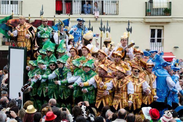 Historia carnaval españa