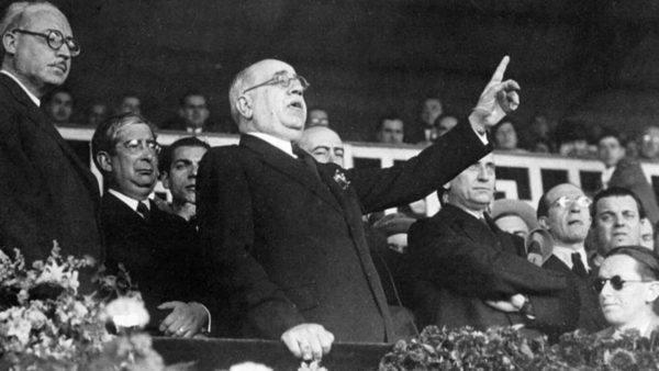 La segunda republica 1931 1936 trabajo 2o bachillerato manuel azaña