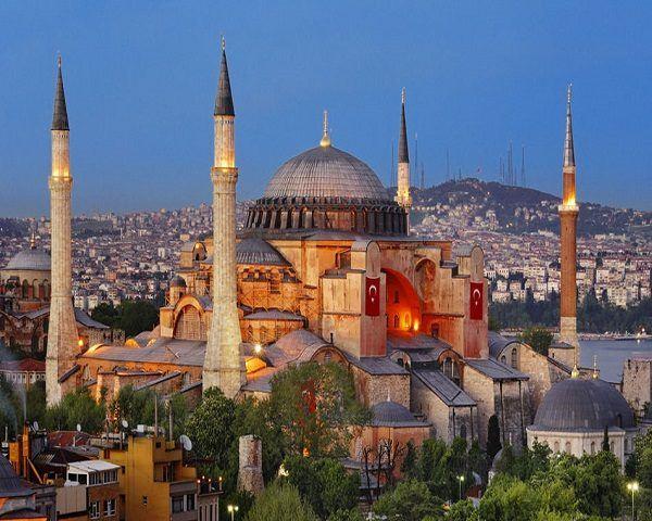 Imperio Bizantin -Estambul