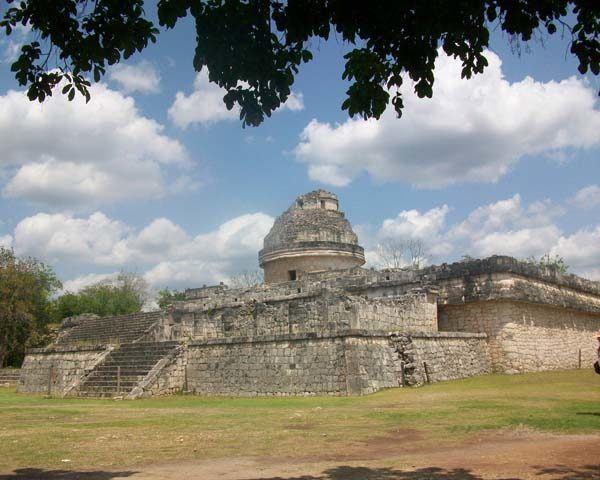 Observatorio maya