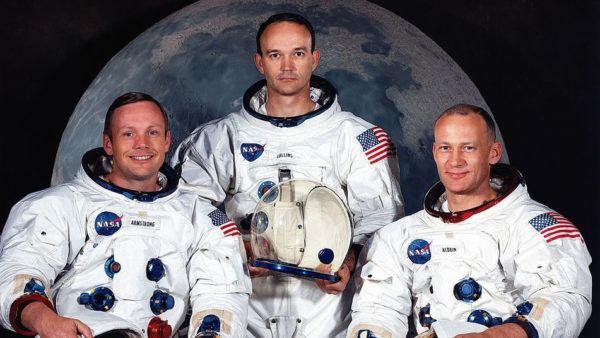astronautas luna