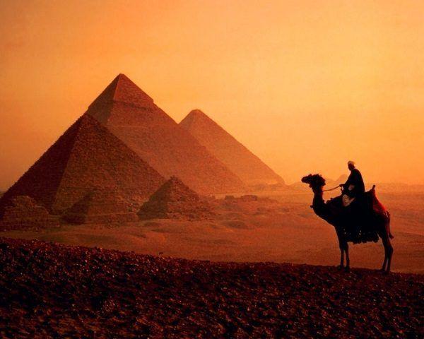 egipto piramides
