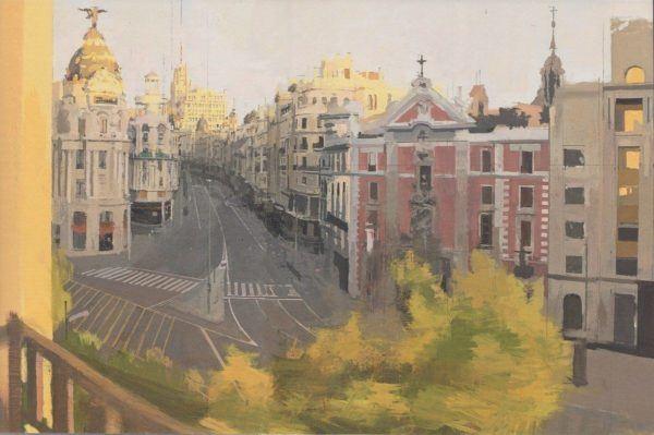 los-pintores-espanoles-mas-famosos-de-la-historia-y-sus-obras-mas-importantes-antonio-lopez-gran-via