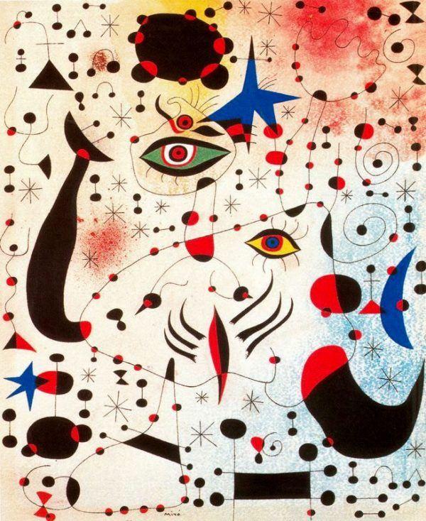 los-pintores-espanoles-mas-famosos-de-la-historia-y-sus-obras-mas-importantes-joan-miro-signos-y-constelaciones-enamorados-de-una-mujer