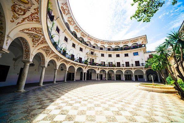 Historia de andalucia siglo 18