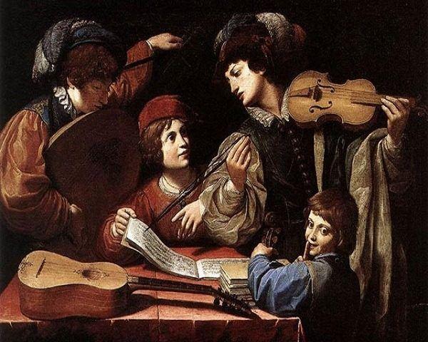 Música siglo de oro