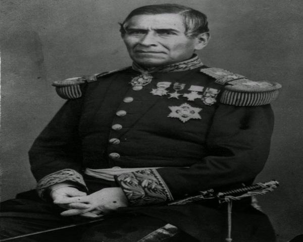 Juan Nepomuceno Almonte hijo Morelos