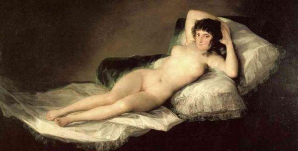 los-pintores-españoles-mas-famosos-de-la-historia-y-sus-obras-mas-importantes-goya-la-maja-desnuda