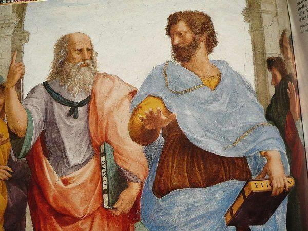 aristoteles platon
