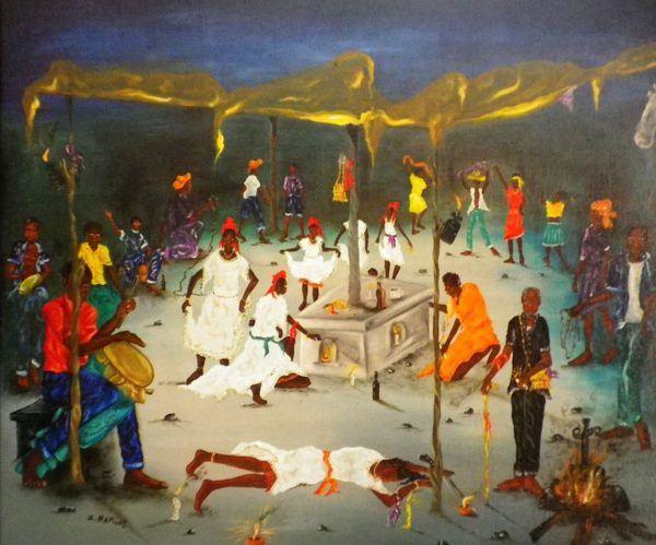 Los ritos ancestrales, fueron sustituidos por las religiones Oficiales