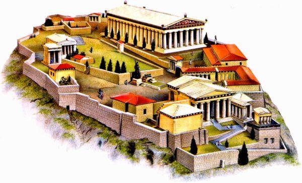 las-civilizaciones-antiguas-polis-griegas