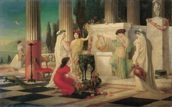 Vestales-rociedad-Romana