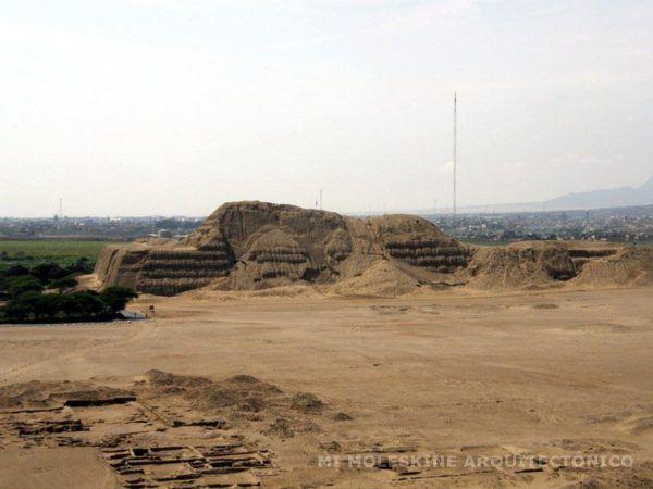 Restos Huaca del Sol