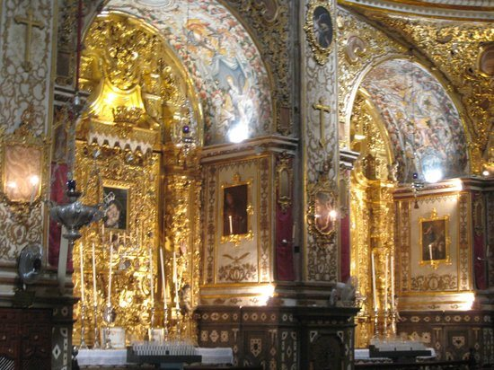 Basílica de San Juan de Dios. Granada
