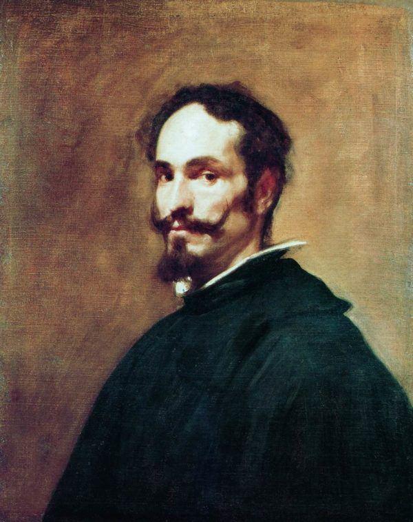 Diego Velázquez - Autorretrato