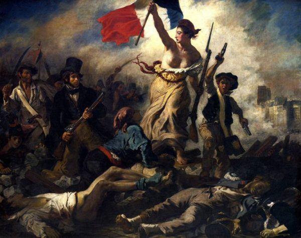 Las premisas de la Revolución Francesa Libertad, Igualdad, Fraternidad