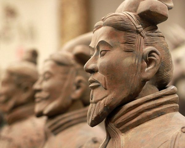 dinastias chinas